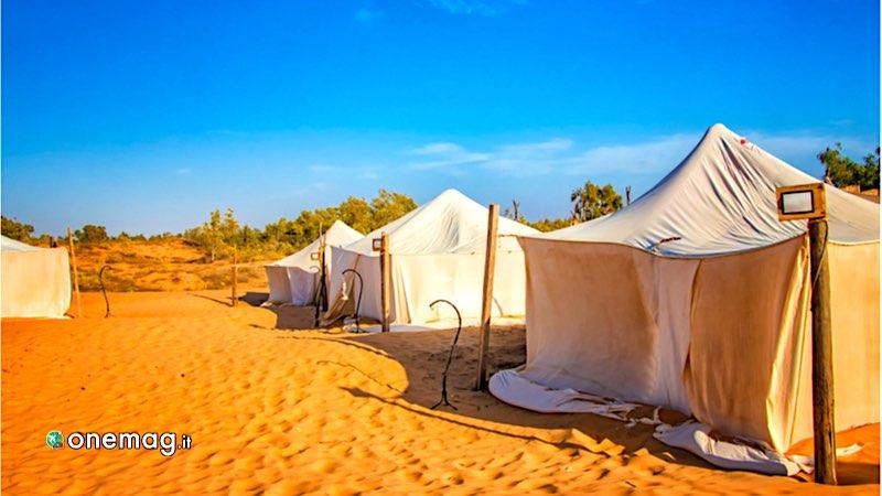 Vacanza nel Sahara