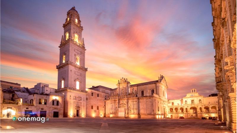 Salento, Lecce