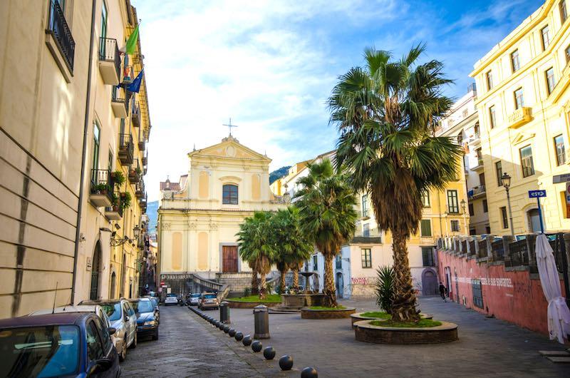 Città poco visitate, Salerno
