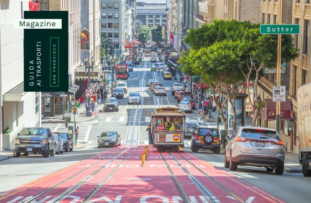 Guida ai mezzi pubblici di San Francisco