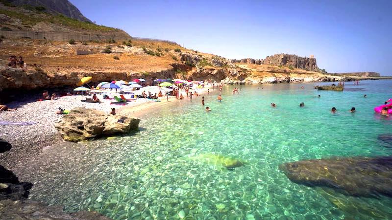 Le spiagge di San Vito Lo Capo