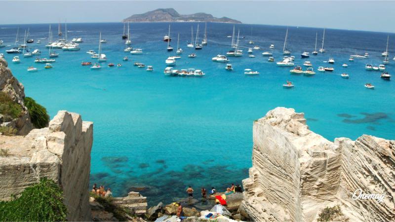 Le spiagge della Sicilia