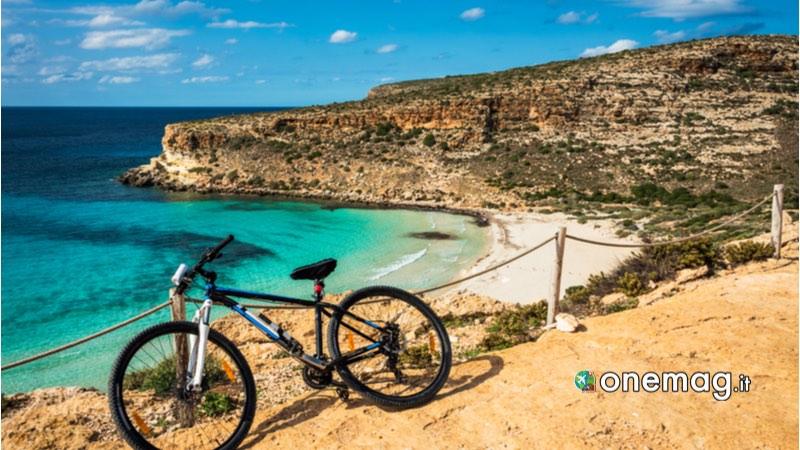 Spiagge di Lampedusa