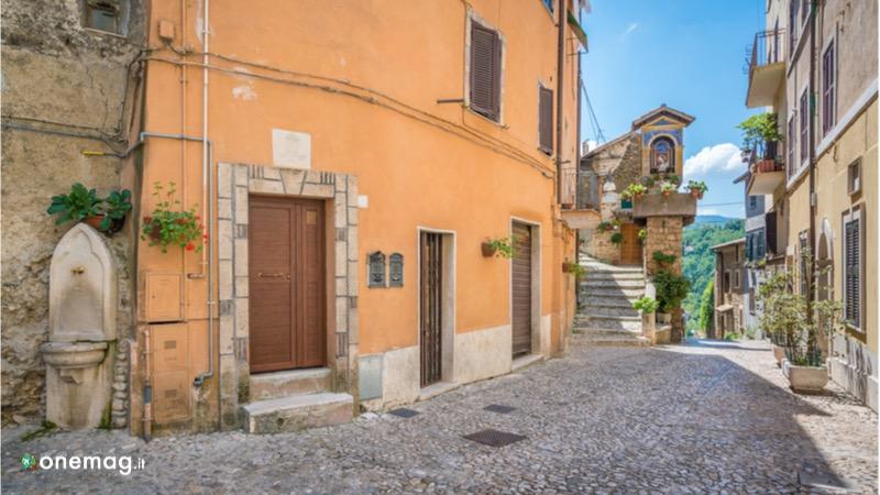 I borghi più caratteristici d'Italia, Subiaco