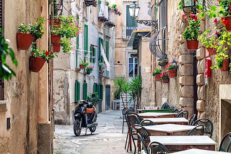 Le città meno visitate, Tropea