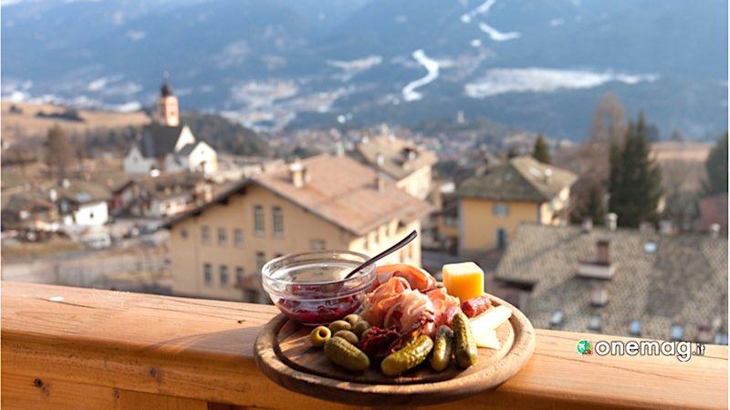 Val di Fiemme, gastronomia