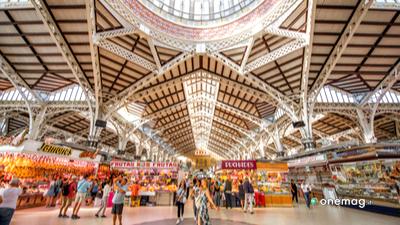 Valencia, mercado central
