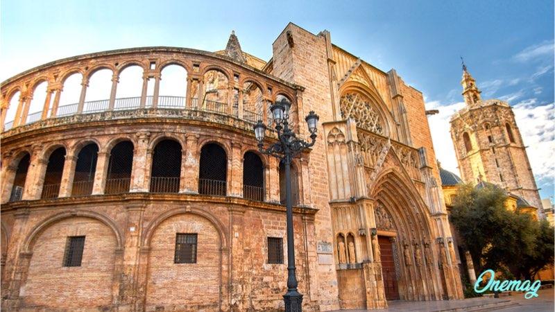 Guida turistica di Valencia, Cattedrale