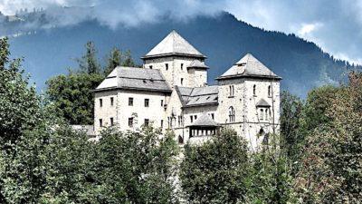 I castelli di Salisburgo, Castello di Fischhorn