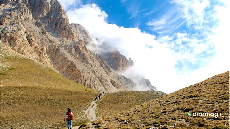 I migliori sentieri escursionistici in Italia, Corno Grande