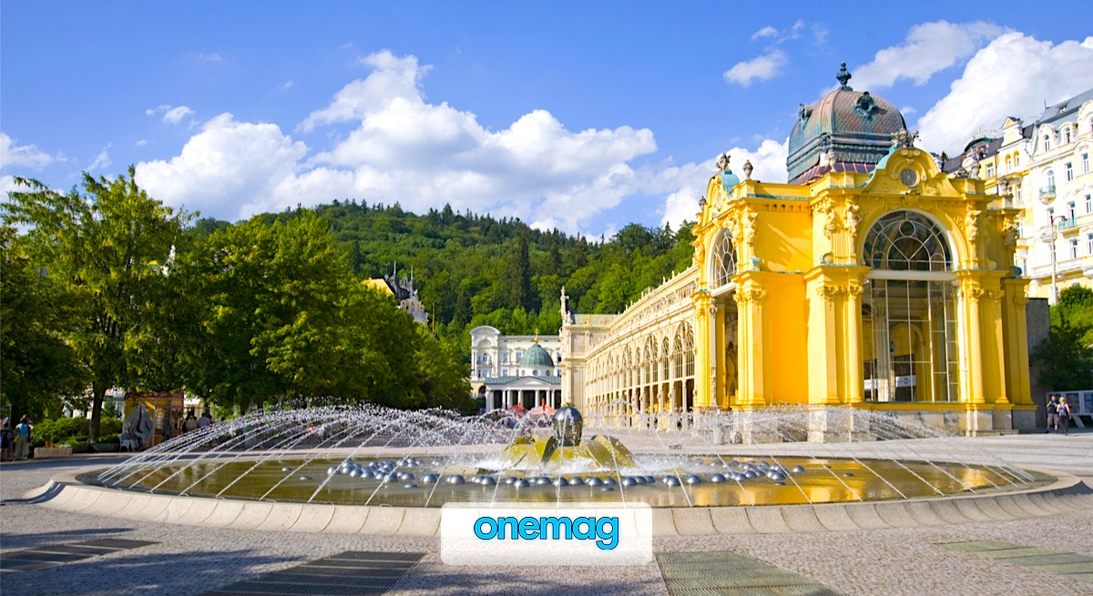 Marianske Lazne, la città termale della Repubblica Ceca