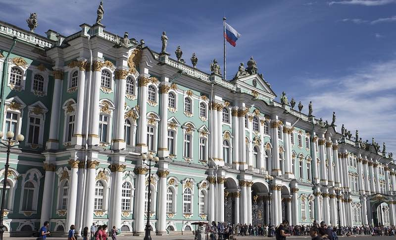 San Pietroburgo, Museo dell'Ermitage