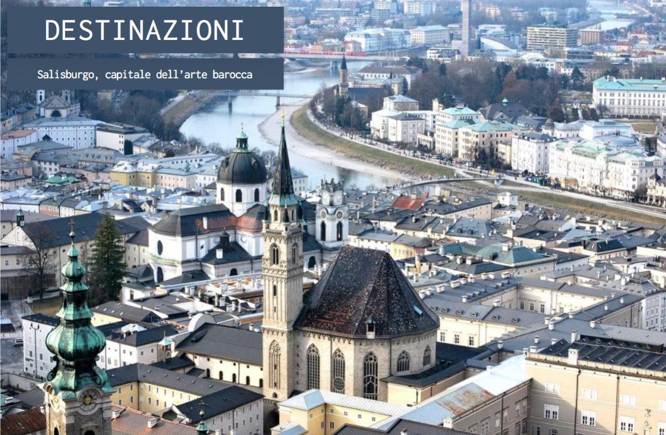 Salisburgo, capitale dell'arte barocca