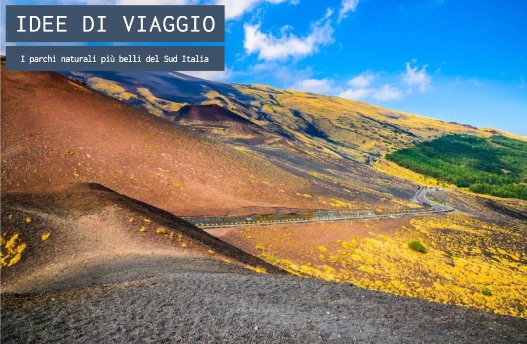 I parchi naturali più belli del Sud Italia