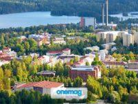 Kuopio, la città arcipelago