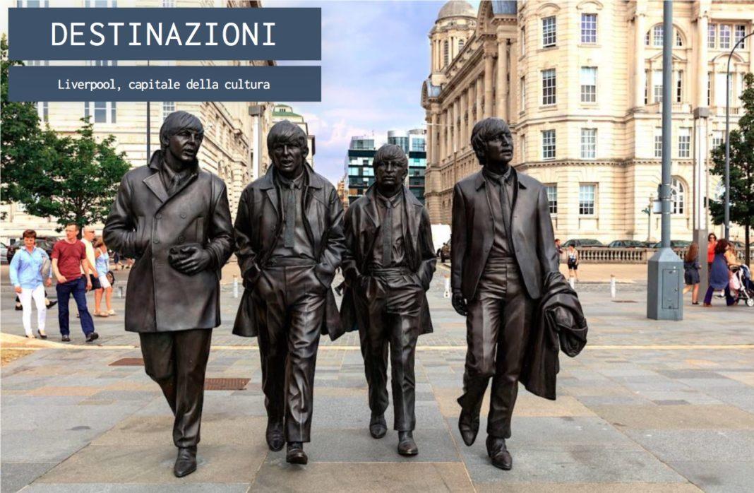 Liverpool, capitale della cultura
