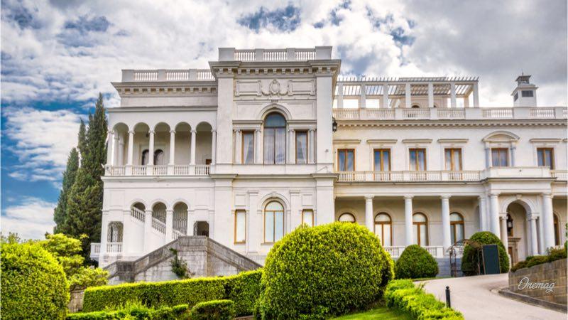 Cosa vedere a Jalta, il Palazzo di Livadija