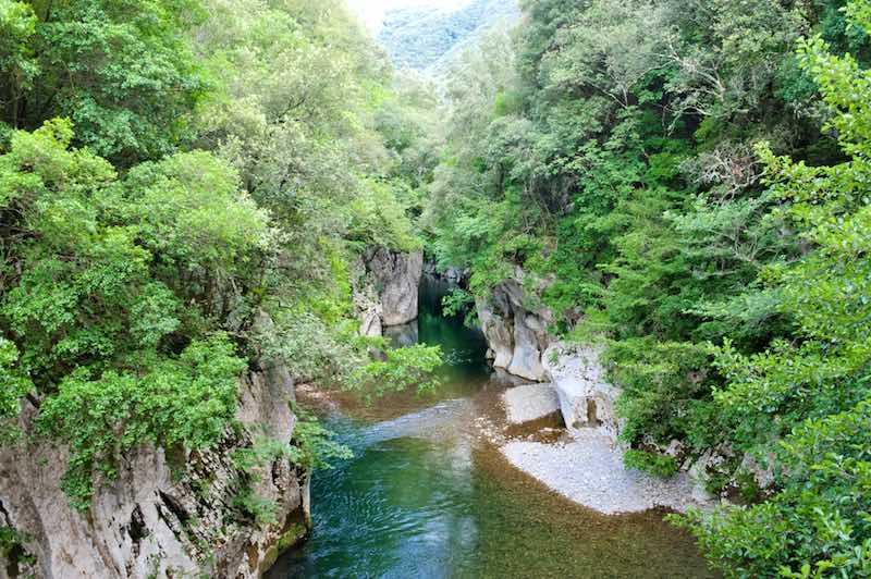 Parchi del Sud Italia, Parco Nazionale del Cilento