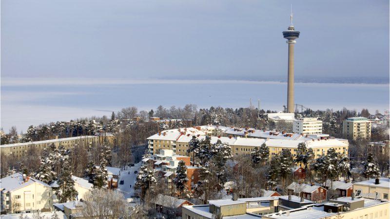 Särkänniemi, Tampere