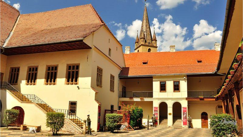 Sibiù, Brukenthal Palace