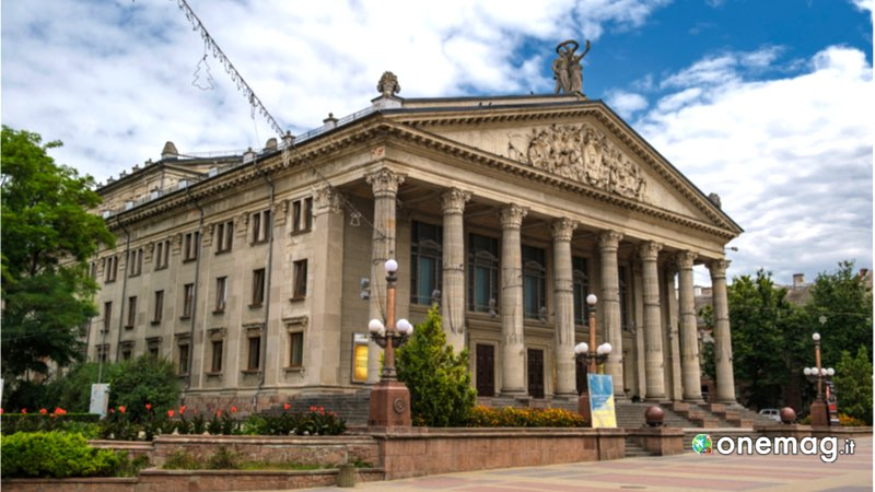 Ternopil, Teatro Accademico Shevcenko