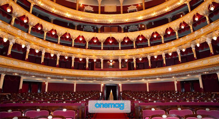 Ucraina, i migliori teatri da non perdere