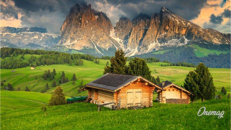 Viaggio ad Ortisei, Alpi di Siusi