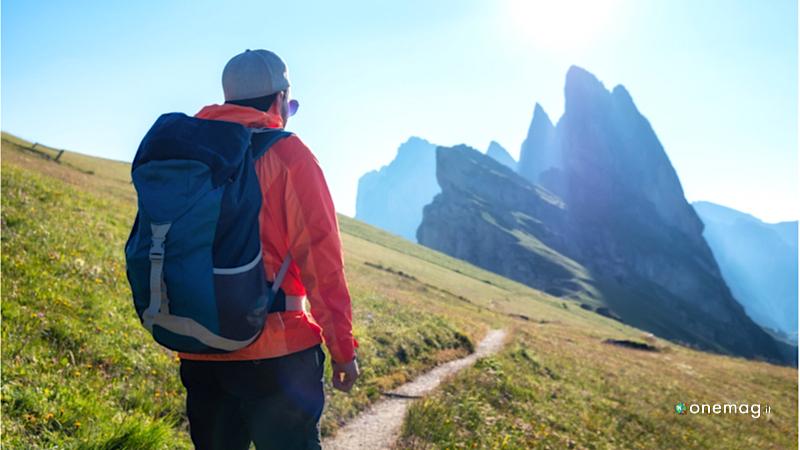 I migliori sentieri di trekking in Italia, Alta Via