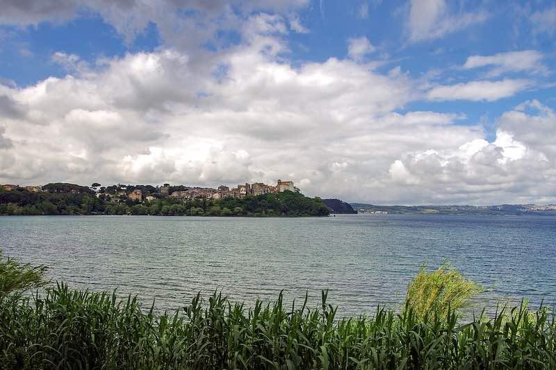 Il lago di Bracciano