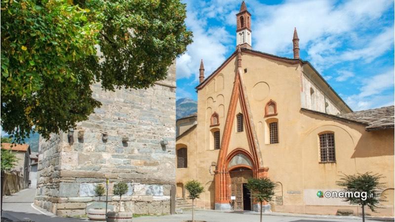 Aosta, chiesa