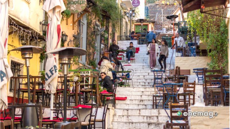 Atene, Plaka nel centro storico