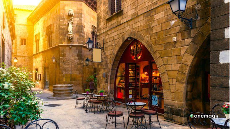 Cosa vedere a Barcellona, Poble Espanyol