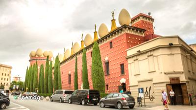Barcellona, museo di Salvador Dali