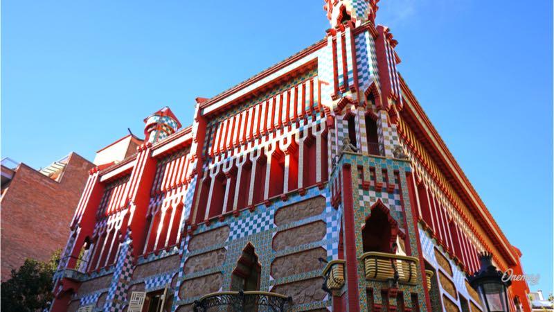 Cosa vedere a Barcellona, Casa Vicens