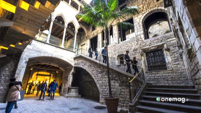Barcellona, Museo Picasso