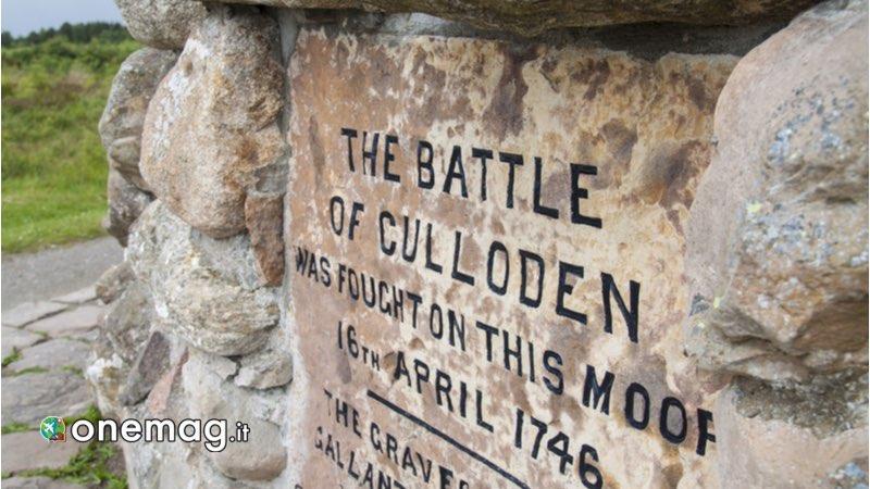 Cosa vedere a Inverness, memoriale battaglia di Culloden