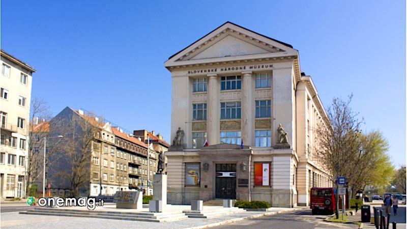 Bratislava, Museo Nazionale
