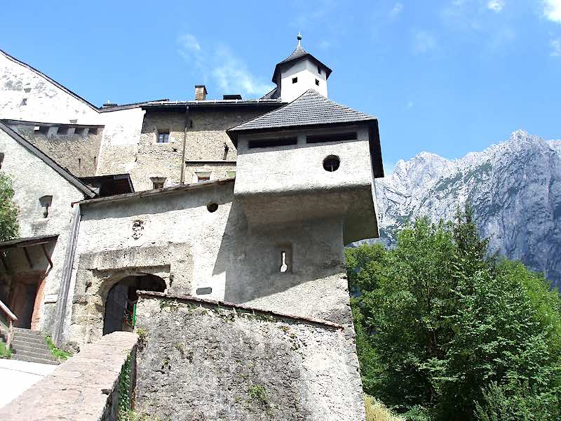 I castelli di Salisburgo