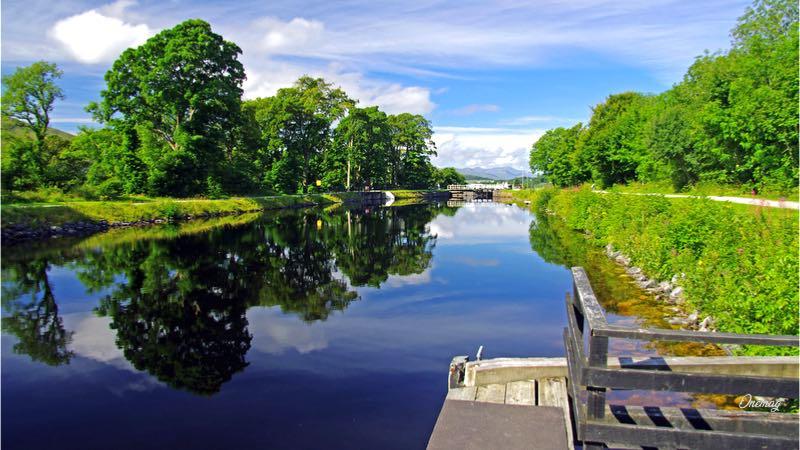 Cosa vedere a Inverness, il Canale di Caledonia
