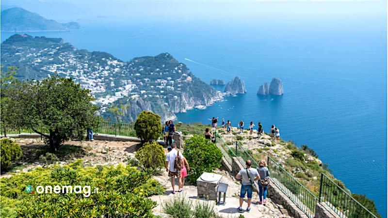 Capri, Monte Solaro