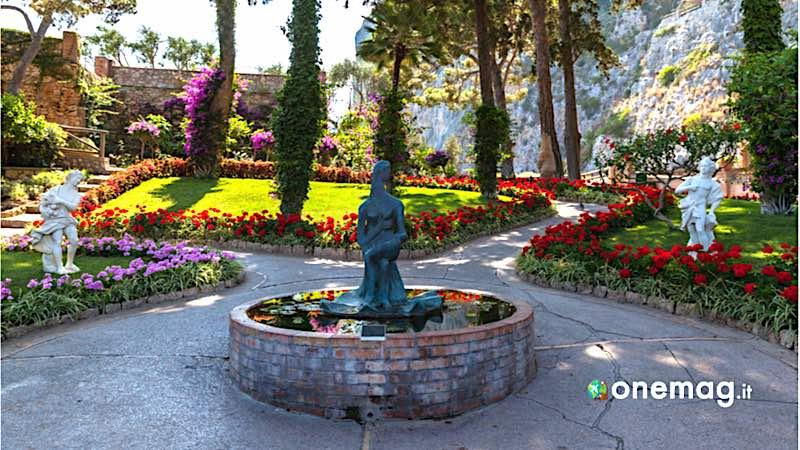 Capri, I giardini di Augusto