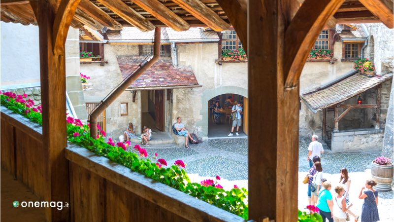Cosa vedere al Castello di Chillon, la visita