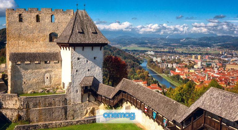 Celje e il suo castello