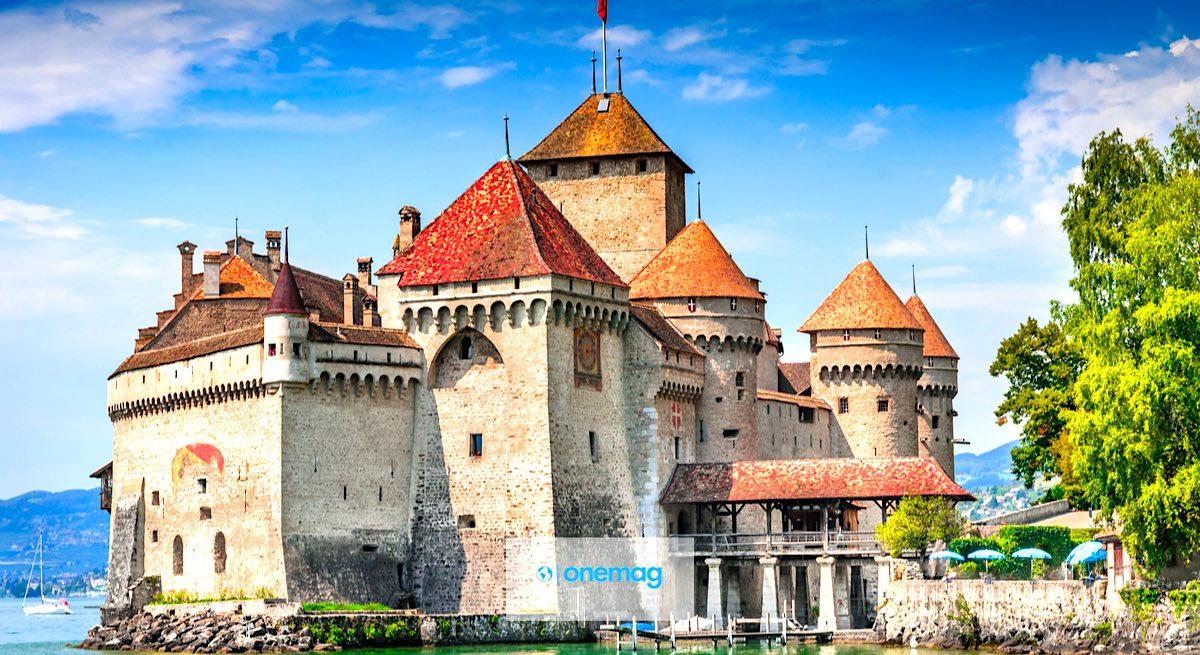 Guida al Castello di Chillon