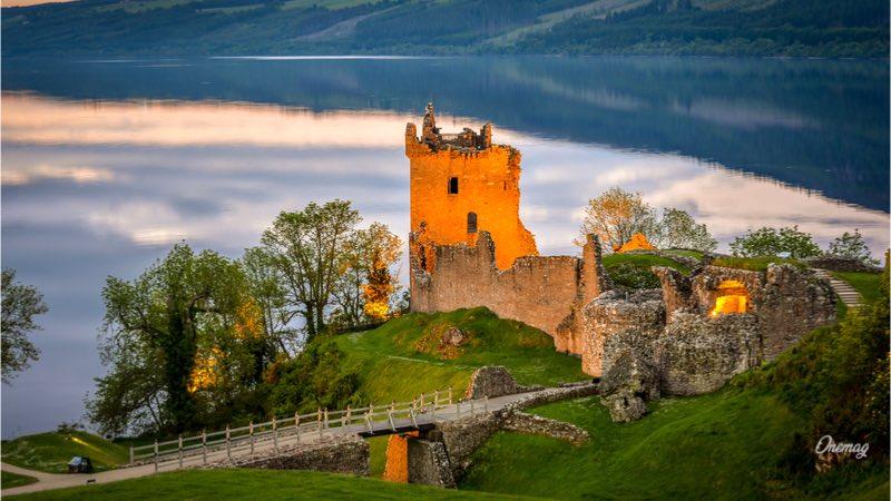 Cosa vedere a Inverness, Castello Urquarth