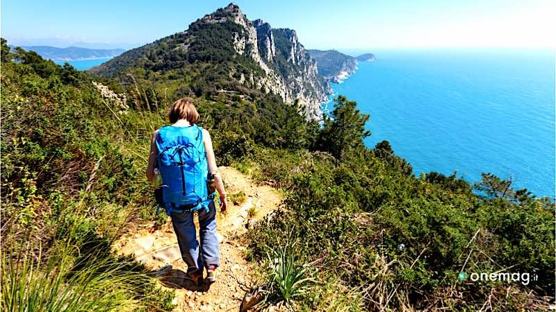 I sentieri di trekking in Italia, Liguria Cinque Terre