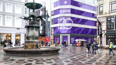 Shopping a Copenhagen
