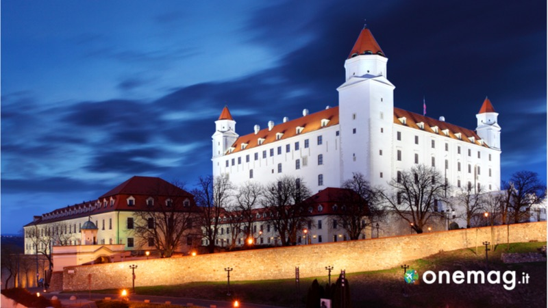 Cosa vedere a Bratislava, il Castello