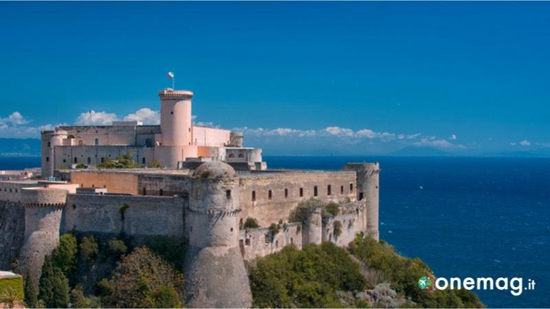Cosa vedere a Gaeta, Il castello di Gaeta