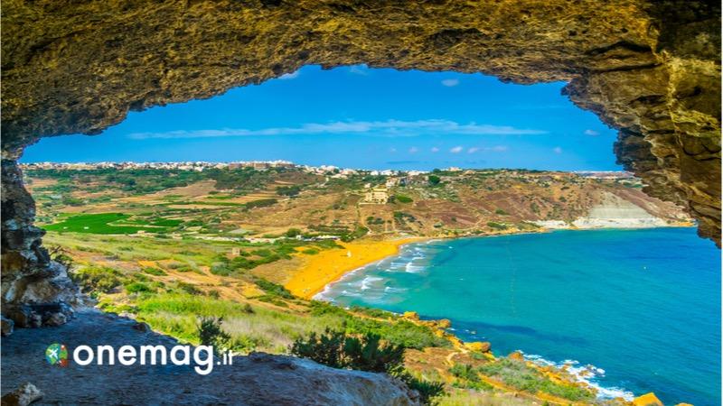 Cosa vedere a Gozo, Ramla Bay